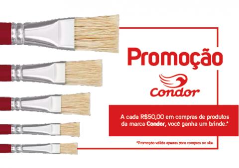 Promoção Condor - Teste