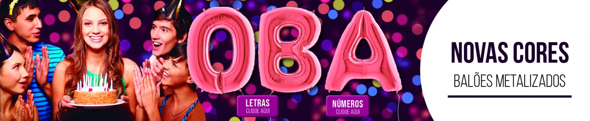 Balões Novos