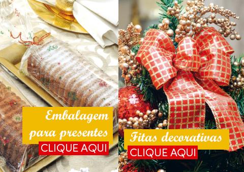 Banner Embalagens de Natal