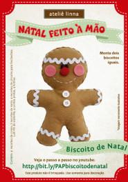 KIT BISCOITO DE NATAL 2UN