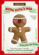 KIT BISCOITO DE NATAL FELTRO 2UN
