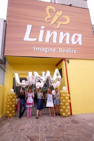 Inauguração Linna Sarandi